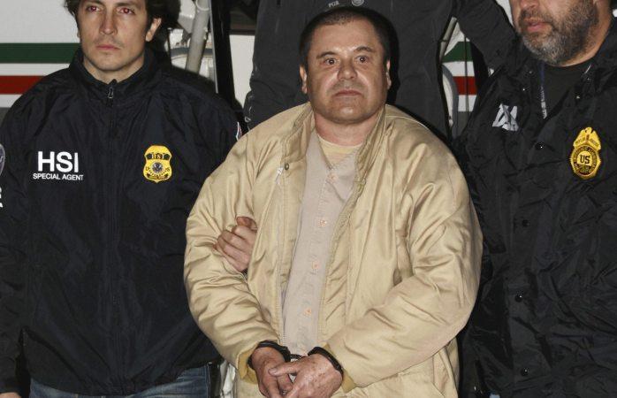 Dos hijos del Chapo son formalmente acusados por tráfico de drogas en EU