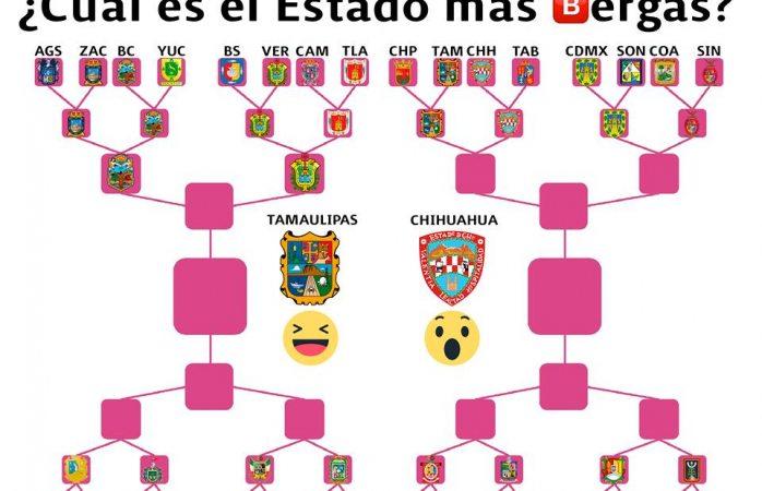 Piden tu ayuda para vencer a Tamaulipas en guerra de likes
