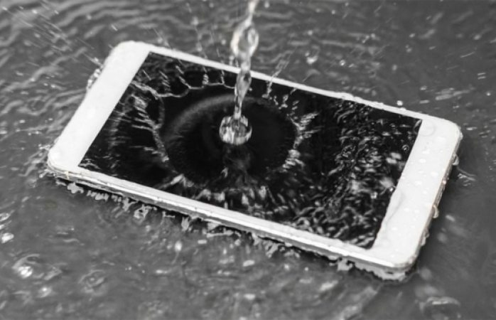 Con esta app saca el agua que se metió a tu celular