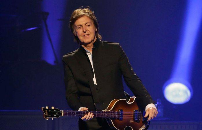 Paul McCartney lanzó nueva canción a inicios del 2019
