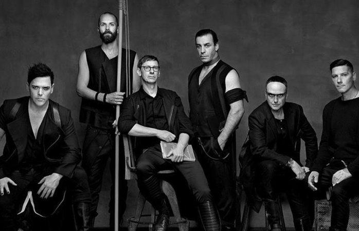 RAMMSTEIN lanzará cinco videos del nuevo disco