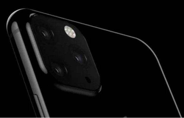 Tendría 3 cámaras traseras el iphone 11