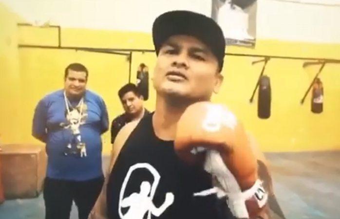 Regresa Chino Maidana al boxeo, reta a Mayweather y Canelo a pelear con él