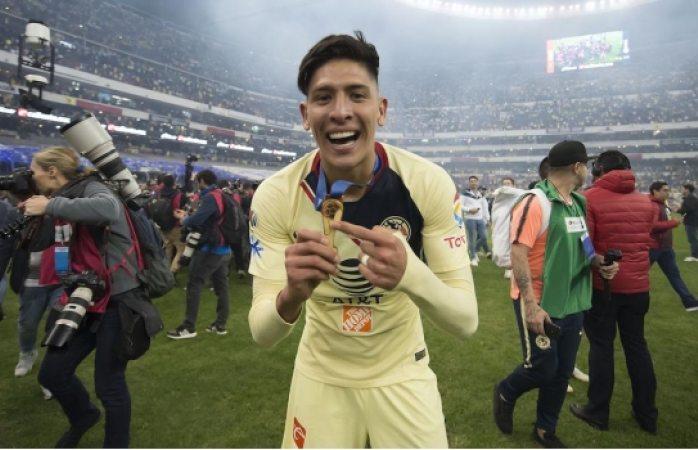 PSV lanza oferta formal por el americanista Edson Álvarez