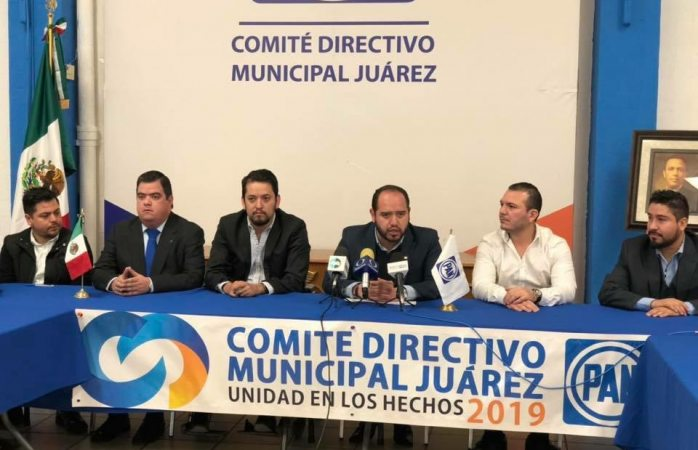 Presentan a nuevo comité municipal del PAN