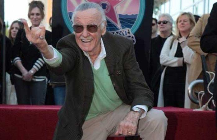 Harán homenaje a Stand Lee en Hollywood
