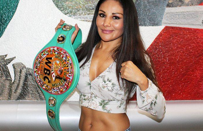 Reta Barby Juárez a Jackie Nava a enfrentarse este año