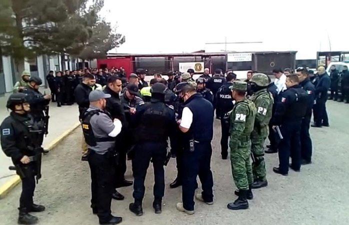 Arrancan autoridades operativo arrastre