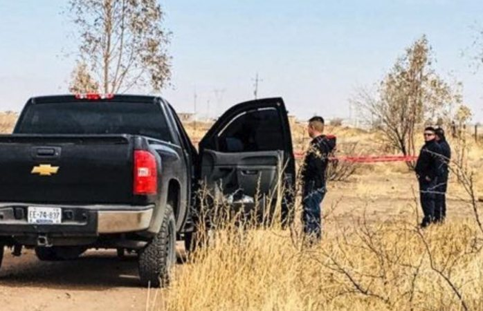 Encuentran encobijado en carretera de Bocoyna