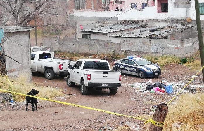 Asesinan a mujer en vivienda de la Alfredo Chávez