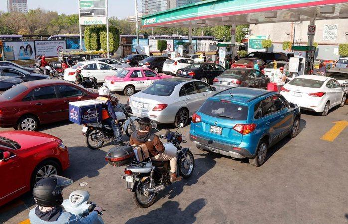 México ya se encuentra en crisis por desabasto de gasolina: Coparmex