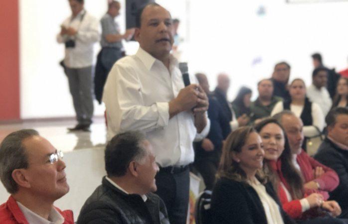 Dice Bazán que morena no tiene territorios, solamente votos en Chihuahua