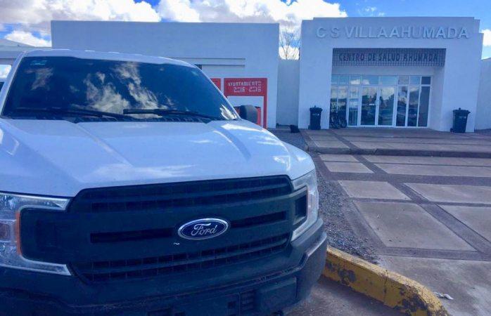 Vuelcan cuatro ministeriales en carretera a Juárez