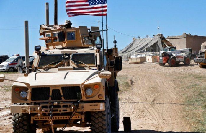 Inicia EU retiro de sus tropas en Siria
