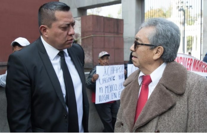 El Chapo pide ayuda a Amlo porque dice que su extradición fue ilegal