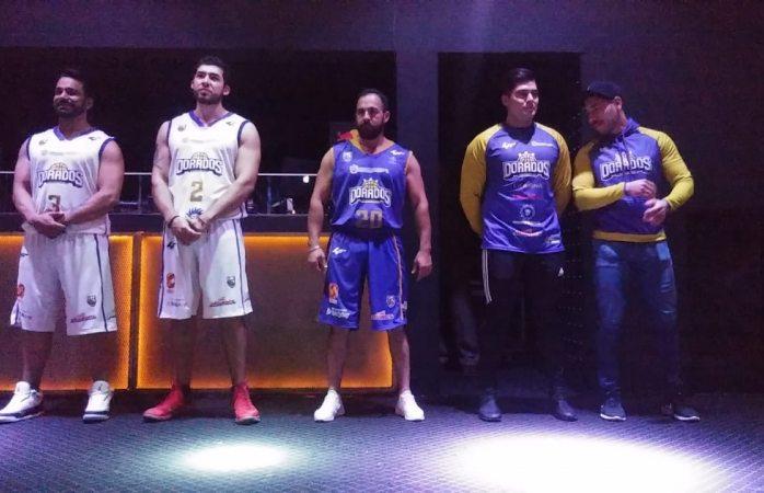 Buscan regresar con dorados basketball la corona a Chihuahua