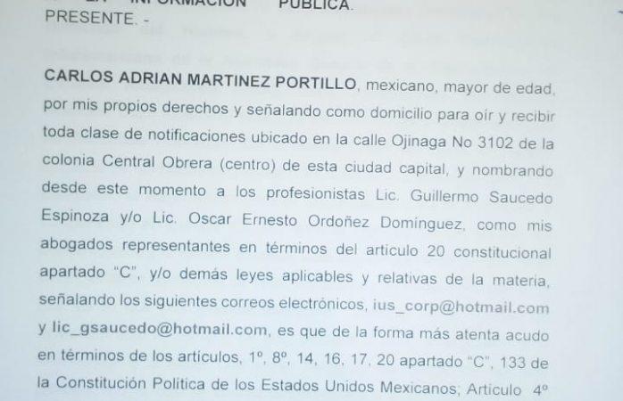 Denuncian a municipio por ocultar información de El Puente Malhecho