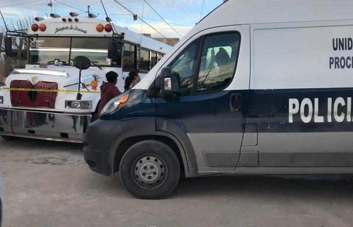 Lo ejecutan al interior de su casa en Juárez