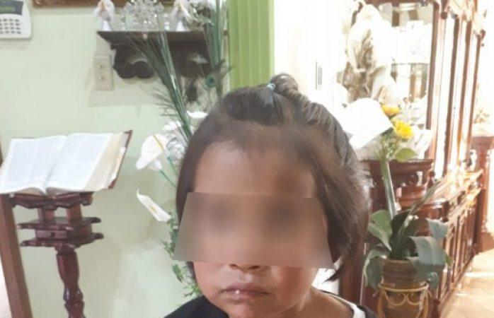 Reportan a niña de 6 años de edad extraviada; no van por ella