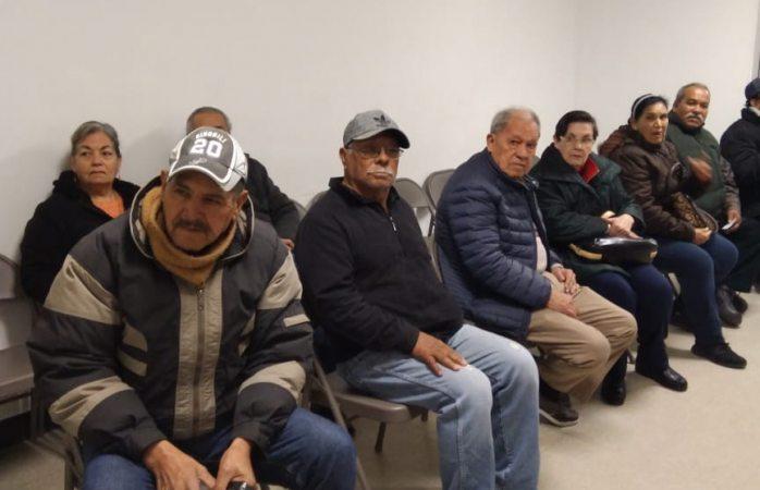 Se registran miles de juarenses en el censo para el bienestar social