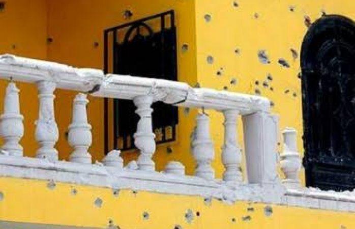 Cuatro ataques simultáneos a policías en Juárez
