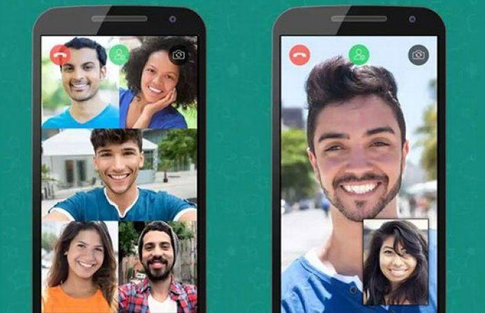 Disponibles las llamadas grupales en whatsapp