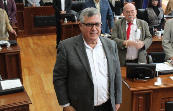 Congreso ya no dependerá de hacienda en cuestión de salarios: Jorge Issa