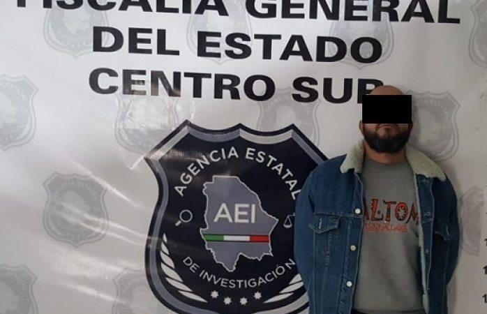 Detienen a extorsionador en Delicias