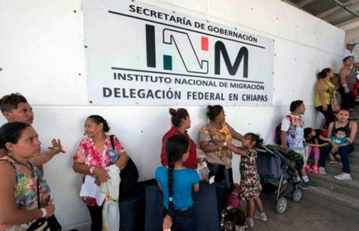 Garantiza México movilidad de migrantes si respetan leyes
