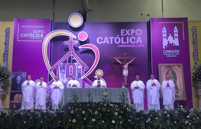 Invita Diócesis de Chihuahua a Expo Católica