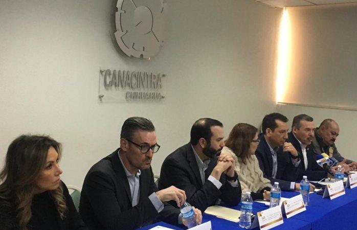 Sale Canaco; CCE sigue, sin problemas