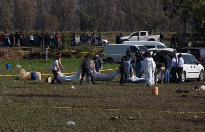 Aumenta a 96 cifra de fallecidos por explosión en ducto de Hidalgo