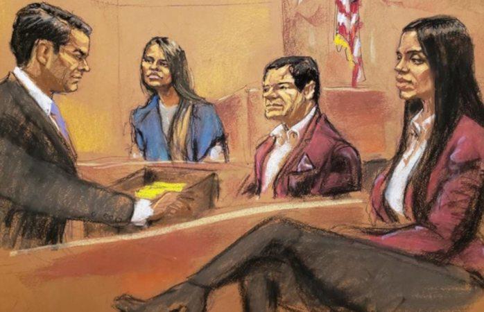 Juicio del siglo: Así torturaba y mataba el Chapo a sus rivales