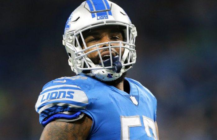 Jugador de NFL es arrestado por golpear a policía