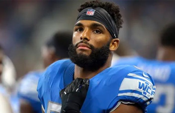 Arrestan a jugador de NFL por golpear a policía