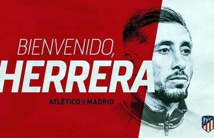 Oficial: Hector Herrera al Atlético de Madrid