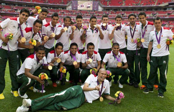 Quitan beca a selección que ganó medalla de oro en Londres 2012