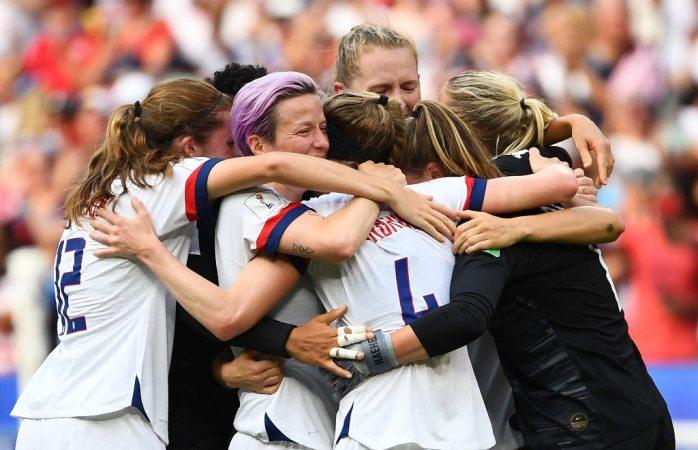 Estados Unidos gana mundial de futbol femenino
