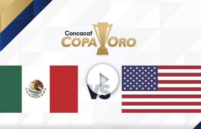 Dónde y a qué hora ver México vs Estados Unidos