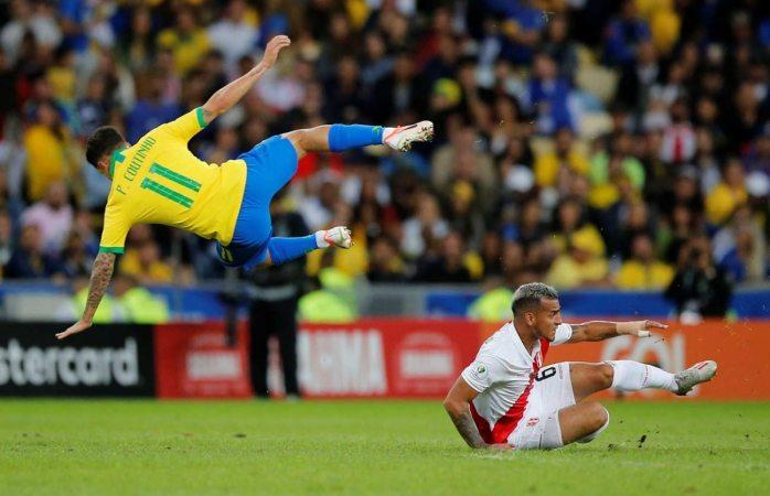 Brasil le da un maracanazo a Perú y gana la Copa América