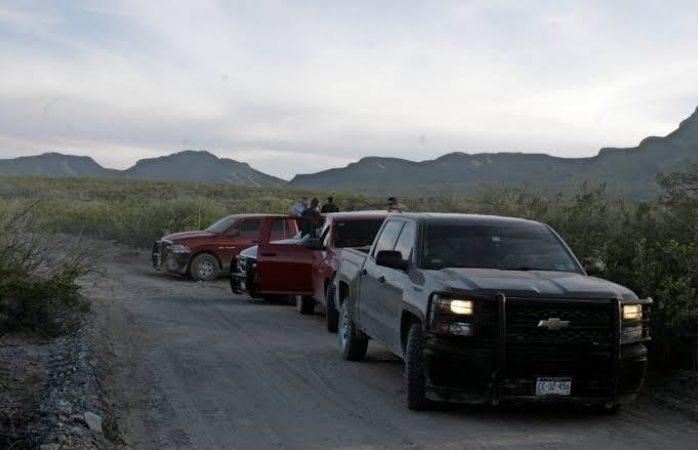 Hallan ejecutado en camino de Valle de Allende