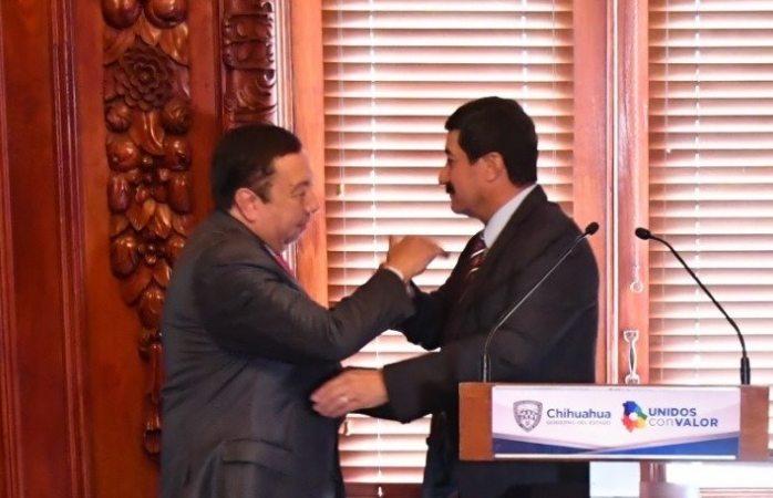 Se reúne hoy ex secretario de gobierno con Corral