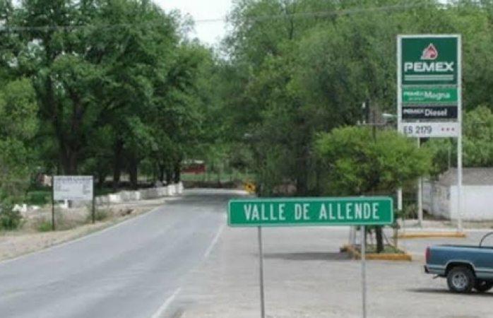 Hallan muerto debajo de puente en Valle de Allende
