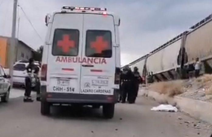 Niño de 9 años muere arrollado por el tren cuando escuchaba música en Meoqui