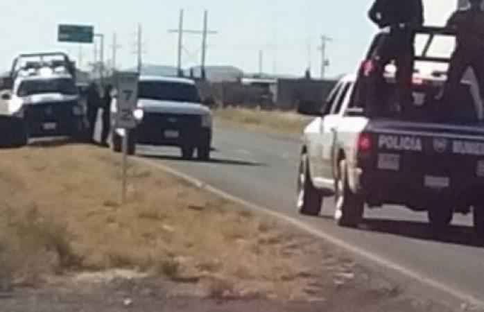 Hallan vehículo robado en Villa Coronado