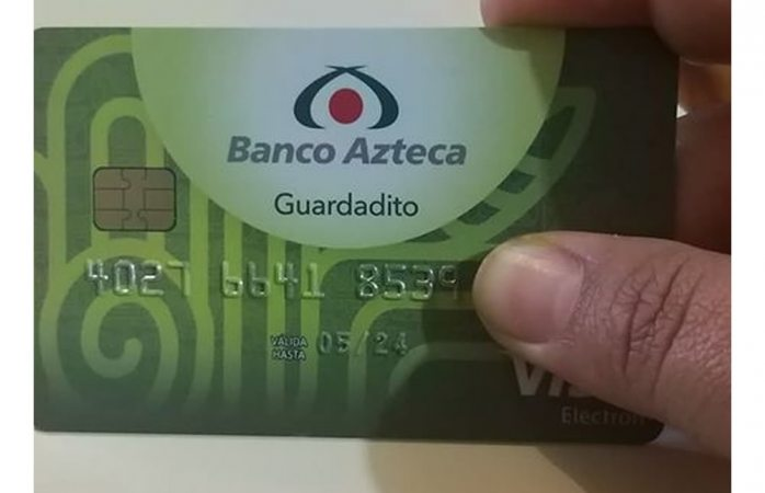 Buscan al dueño de tarjeta bancaria