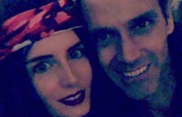 La relación de Tania Ruiz con Valentino Lanús