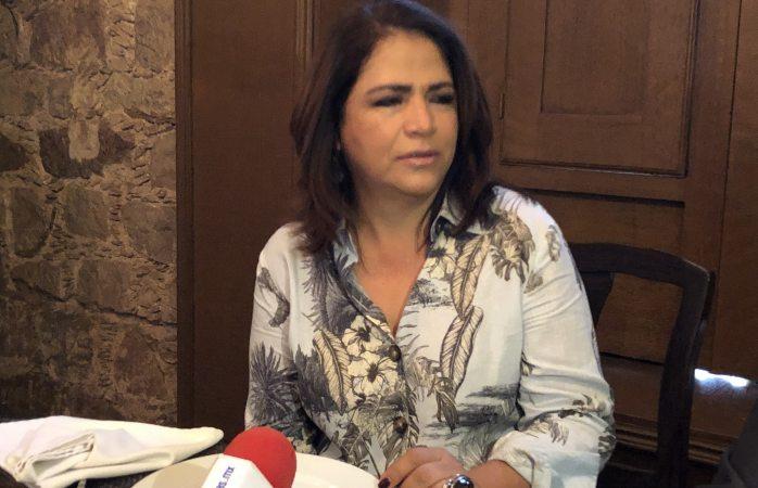 Revisa Fabiola Alanís con Rosy Gaytán la alerta de género