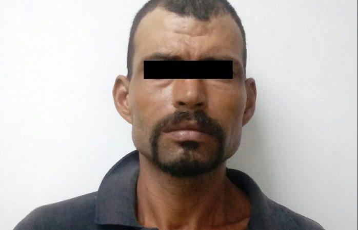 Cae presunto homicida prófugo desde 1995