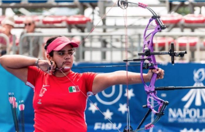 Medalla histórica para México en Universiada Mundial Nápoles 2019